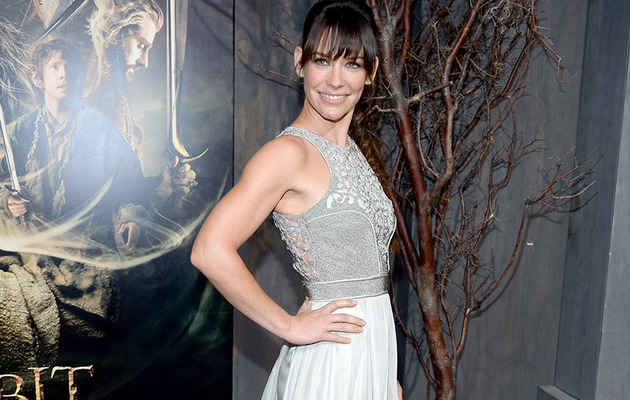 Evangeline Lilly Slams Her Own Women's Health Cover!