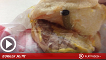 Wendy's Marijuana Burger -- Gimme a Side of Fries with That Blunt
