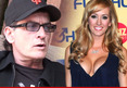 Charlie Sheen -- Ex-Porn Star GF Brett Rossi Is