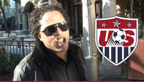 Cobi Jones -- Team USA Soccer Drew World Cup 'GROUP OF DEATH'