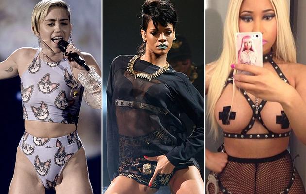 Rashida Jones Slams Female Pop Stars Like Miley Cyrus, Rihanna & Nicki Minaj!