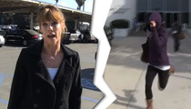 'Baywatch' Star's Alleged Stalker -- Restraining Order Denied -- Bolts Away From Courthouse