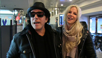 Neal Schon & Michaele Salahi -- Our Surprise Wedding Guest is ... a Real Heartbreaker