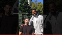 DeAndre Jordan -- I'm Almost as Tall as My Christmas Tree