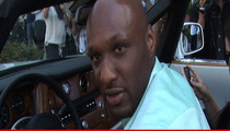 Lamar Odom -- Strikes Plea Deal in DUI Case