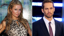 Paul Walker Memorial -- The Truth Behind Bizarre Paris Hilton Banner!