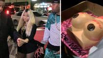 Nicki Minaj -- BREAST BDAY CAKE EVAHH!!
