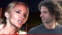 Camille Grammer -- Ex-BF Dodges Restraining Order...29 Times!