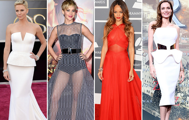 2013 Year In Review: Best Dressed Stars!
