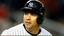 Alex Rodriguez -- MLB FURIOUS ... A-Rod's Sneaky Publicist Is Destroying Our Steroid Case