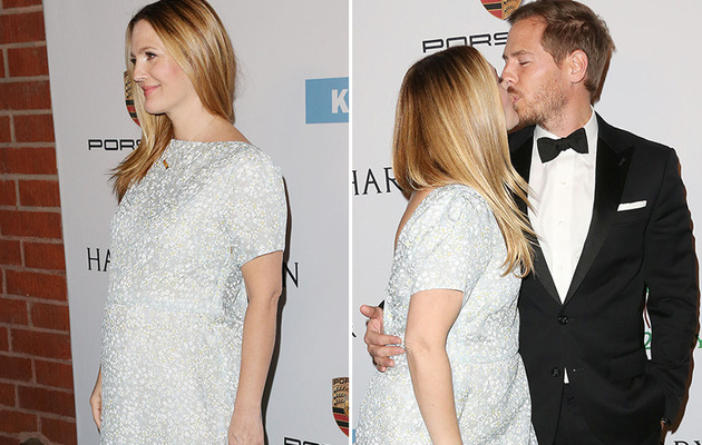 Drew Barrymore's Baby Gender Revealed!