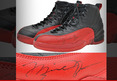 Michael Jordan -- Infamous 'Flu Game' Shoes Sell for $104k