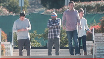 Paul Walker Death -- Family Hunts For Burial Plot
