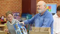Rob Reiner -- I've Got Toys for Goys ... on Skid Row