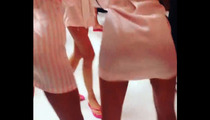 Victoria's Secret Models -- Secret TWERK Session ... Caught On Video