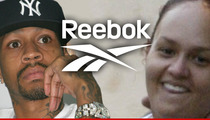 Allen Iverson -- Can't Be Trusted with Reebok Money ... Says Ex-Wife