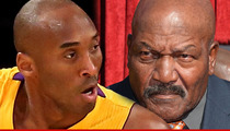 Kobe Bryant -- Fires Back at Jim Brown ... Mandela Would Be Disappointed In You