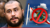 George Zimmerman -- Leaving Florida ... I'm Done Standing My Ground!