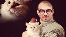 Joe Jonas Goes Bald For Awkward Christmas Photo!