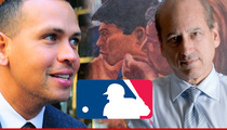 Alex Rodriguez -- MLB Shot Down by Judge ... Publicist Avoids Court Appearance