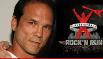 'American Gladiators' Star Nitro -- Legal Tug-O-War Over $41,000 Construction Bill