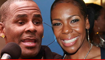 R. Kelly -- I DID Pay Child Support ... Someone Set Me Up