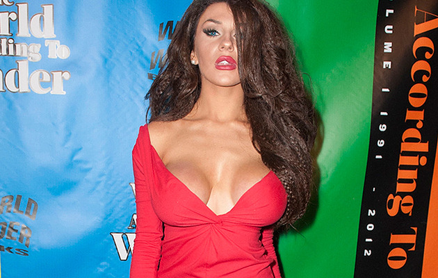 Whoa! What Is Courtney Stodden Wearing?!