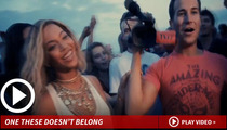 Beyonce -- Secret Album Release Exposes TMZ Photog