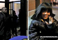 Rihanna -- Attacked By a Door