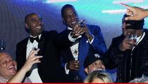 Jay Z -- Vegan in Vegas