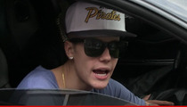Justin Bieber -- Ambulance Called To Calabasas Mansion For Passed Out Girl