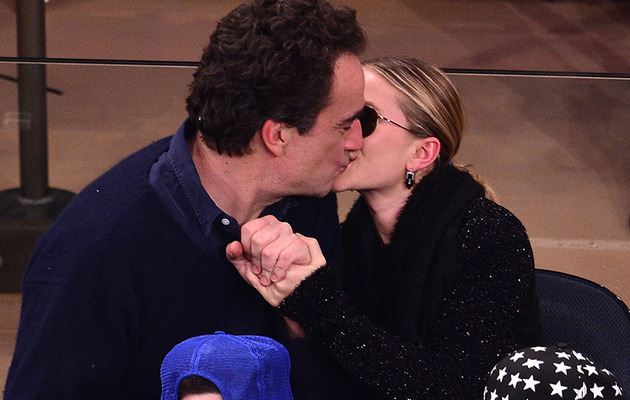 Mary-Kate Olsen & Olivier Sarkozy Show Even More Awkward PDA