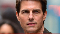 Tom Cruise -- Plane Crash Kills 2 During Movie Shoot