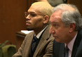 Chris Brown -- Judge Revokes Probation in Rihanna C