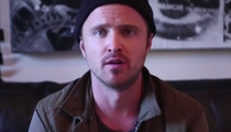 Aaron Paul Helps Man Propose -- See The Sweet Video