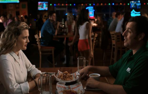 "Watch Adam Sandler & Drew Barrymore in New ""Blended"" Trailer!"