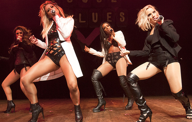 Danity Kane Reunites for First Concert In Six Years!