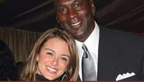 Michael Jordan -- I'm Having Identical Twins!