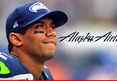 Russell Wilson -- My Jersey Gets You Priority Boardi
