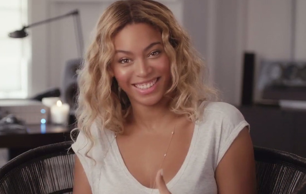 "Video: Beyonce Says New Album Is About ""Finding Beauty In Imperfection"""