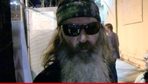 'Duck Dynasty' -- Phil Robertson Goes on Homophobic Rant ... Man Ass Can't Compare to Vagina
