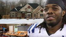 NFL Star Trent Richardson -- Buy My Awesome Mansion! ... (Sorry It's in Ohio)