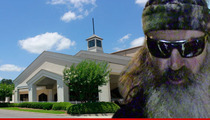 Phil Robertson -- I Got Suspended ... I'm Goin' To Church!