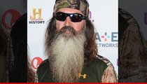 'Duck Dynasty' Stars -- BIGGEST SPONSOR PLEDGES SUPPORT ... Under Armour Won't Cut Ties