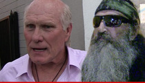 Terry Bradshaw -- 'Duck Dynasty' Guy is WRONG ... 'Bible Also Preaches Love'