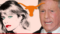 Ryan O'Neal -- Screw You UT ... Andy Warhol's Farrah Fawcett Painting is MINE!