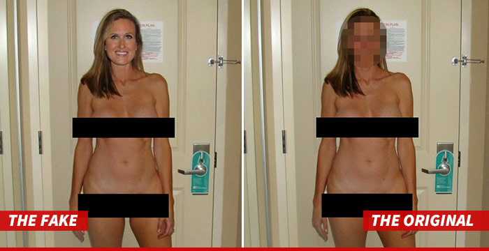 Duck Dynasty' Wife Korie Robertson -- That's NOT My Naked Body For