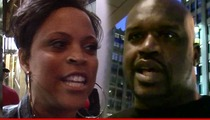 Shaunie O'Neal -- Shut Down in Court ... Score One for Shaq