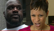 Shaunie O'Neal -- Shaq's Holding My Reality Show Hostage for $1 Million