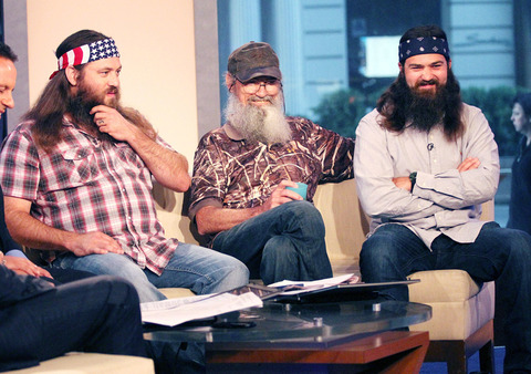 "Duck Dynasty"" Family Photos"